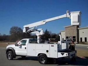 Bucket Truck and Boom Truck Financing - New or Used - Good or Bad Credit - New Start-Ups Welcome