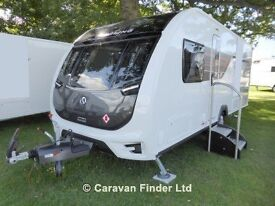2016 Sterling Eccles 580 Aldi with New Full Air Awning caravan -FINANCE AVAILABLE