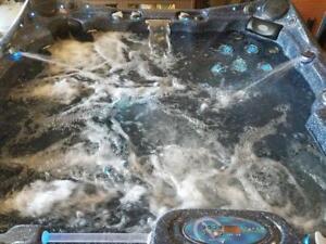 Refurbished 7 x 7 Dynasty Oceana-34- St hot tub spa