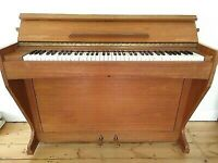 BARRATT AND ROBINSON PIANO - FREE LOCAL DELIVERY