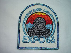 Expo 86 Patch