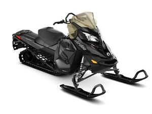 2017 Ski-Doo Renegade Backcountry Electric Starter ROTAX 800R E-