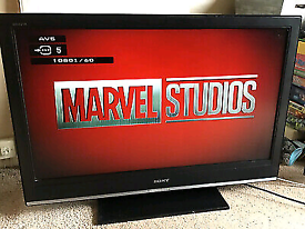 Sony Bravia 40 inch LCD tv Can deliver