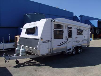 2007 Traveller Penthouse 21'6 Ensuite Caravan