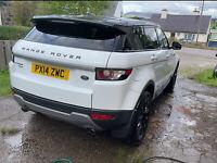 Land Rover, RANGE ROVER EVOQUE, Estate, 2014, Manual, 2179 (cc), 5 doors