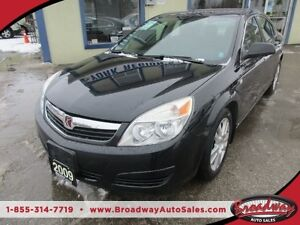 2009 Saturn Aura 'GREAT VALUE' XR EDITION 5 PASSENGER 2.4L - DOH