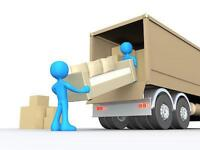 Removals Van Driver/Porter/helper needed in Woking