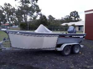 Side console tournament boat Sandgate Brisbane North East Preview