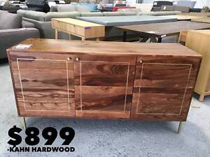 Factory Second TV Units and Buffet Units - 50% off RRP
