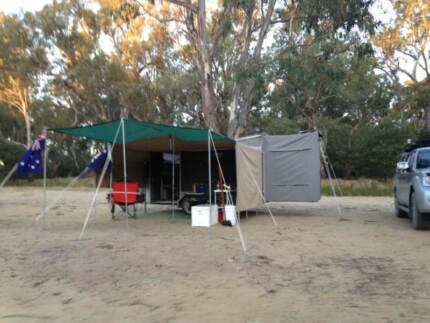 Toy Hauler Camper Trailer Gisborne Macedon Ranges Preview