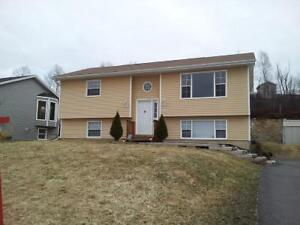 East Saint John Top unit in duplex