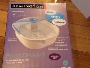 Remington foot spa Howrah Clarence Area Preview
