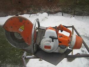 Used Concrete saw for sale $400.00 obo
