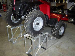 ORV ATV QUAD BOX RISER
