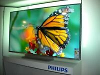 ULTRA HD ANDROID SMART 49' LED PHILIPS PHILIPS 49PUS7803/12 1080P TV, AMBILIGHT