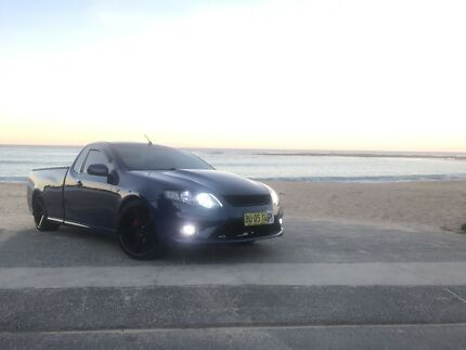 Xr6 tuned lots of work done