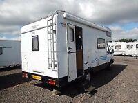 Motorhome For Hire north west