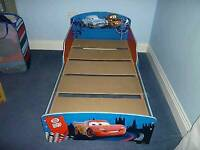 Disney cars 2 bed with mattress included