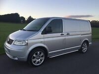 Volkswagen transporter T5 t5.1 T6 automatic dsg wanted