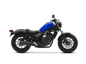 2018 Honda Rebel300