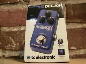 Pédale d'effet Delay TC Electronic Flashback Mini (i012699)