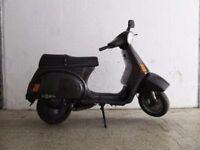 Vespa cosa rare scooter with px 125 engine want a swap lambretta project