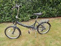 Raleigh Evo - Folding Bike