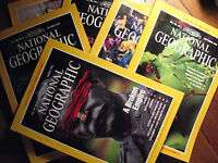 WANTED-Any old/vintage magazines,travel,national geographic, look and learn,boy scouts
