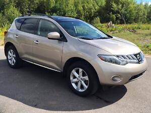 2010 Nissan Murano SL AWD SUV, Crossover - Excellent Condition