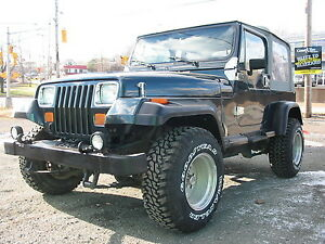 Looking for My Dad's old 1990 Jeep YJ