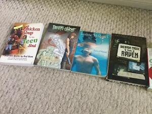 Various young adult books - ranging prices