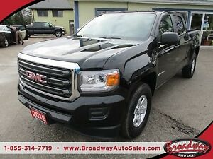 2016 GMC Canyon GREAT KM'S SLE EDITION 5 PASSENGER 3.6L - V6.. T