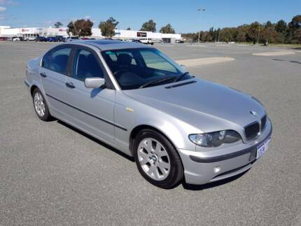 2002 BMW 318i E46 2.0L  5 SP AUTO *$40 per week
