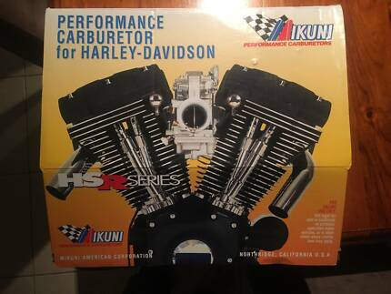 Harley Davidson Sportster or Buell, Mikuni 42mm Carburettor NEW