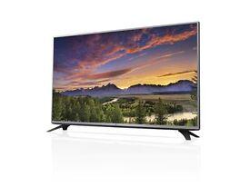 """43"""" 1080p full hd LG TV"""