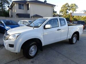 2015 Isuzu D-MAX TF MY15 SX (4x2) White 5 Speed Automatic Space Cab Utility Sylvania Sutherland Area Preview