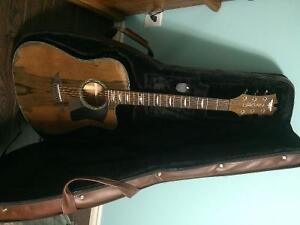 Keith Urban Acoustic Electric Guitar