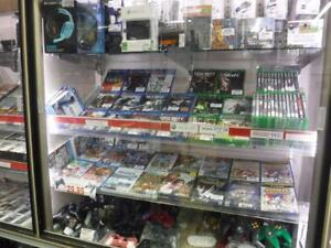 Come to CASH PAWN for all your Video Game needs! Whether you're looking for Retro or Next Generation!