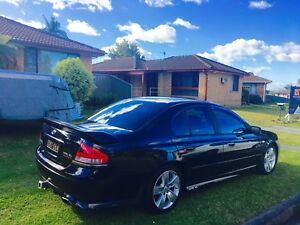 Bf xr6 rims an tyres  250$ Lake Illawarra Shellharbour Area Preview