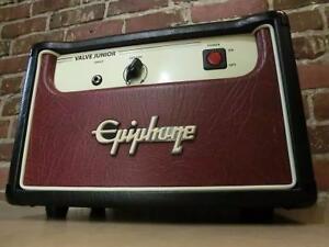 Tête d'amplificateur à lampe 5w Epiphone Valve Junior (i011029)