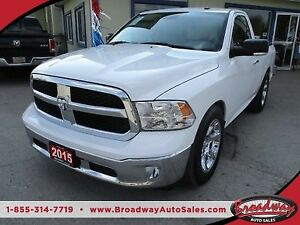 2015 Dodge Ram 1500 WORK READY SLT MODEL 3 PASSENGER 5.7L - V8..