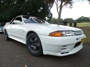 1994 Nissan Skyline GT-R GTR White Manual Coupe Concord Canada Bay Area Preview
