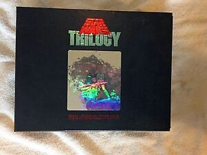 Star Wars trilogy vhs special letterbox collecters edition $20!!