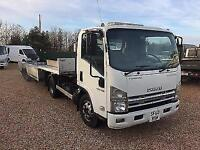ISUZU TRUCKS FORWARD N62.150 AUTO 2010 60 Reg Isuzu Truck tractor unit mini arti