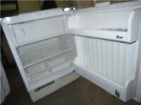 Electrolux OF 700 integrated fridge freezer USED