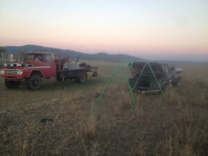 Dodge d5n at4 want gone asap Toogoolawah Somerset Area Preview
