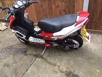 peugeot speedfighter 50cc moped
