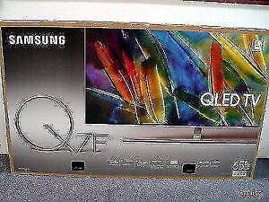 Samsung 65 inch qled for sale seal box