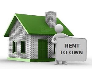 I'm LOOKING FOR Rent or Rent to own