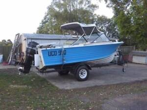 Cruise Craft 18 Ft Easy Rider with 135 Black Max Outboard! Brisbane City Brisbane North West Preview